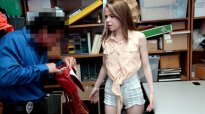 ShopLyfter Case No.2231568 Alina West Petite Teen Babe Blackmailed