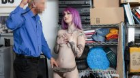 ShopLyfter Case No. 7906114 Val Steele Tattooed Young Babe Fucked