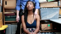 ShopLyfter Case No.1986744 Daya Knight Ebony Teen Blackmailed