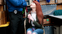 ShopLyfter Case No. 5869574 Krystal Orchid Redhead Young Teen