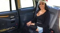 FakeTaxi Full Alyssia Divine Ebony With Big Tits