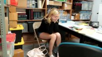 ShopLyfter Case No. 12587695 Zoe Parker Sexually Punished Blonde