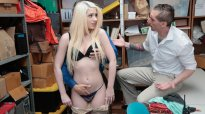 ShopLyfter Case No. 5697414 Joseline Kelly Young Blonde Blackmail Sex