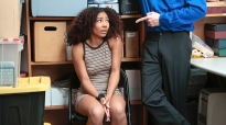 ShopLyfter Nia Nixon Case No. 1566482 Young Ebony Teen