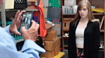 ShopLyfter Case No. 5879624 Dolly Leigh Young Blonde Teen