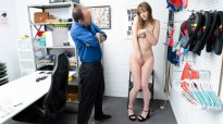 ShopLyfter Case No. 7906116 Rebecca Vanguard Tall Petite Blonde Blackmailed
