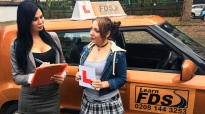 Fake Driving School Spoiled Teen Has Her Driver's Test
