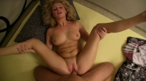 Public Agent Curvy Blonde Proves Her Ability To Take A Dick