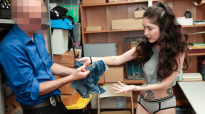ShopLyfter Full Case No. 2277568 Jericha Jem Inked Teen