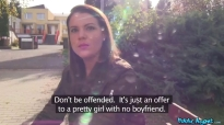 PublicAgent Full Vany Ully Student Outdoor Creampie