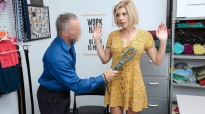 ShopLyfter MYLF Full : Amber Chase Blonde MOM