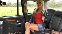 Fake Taxi Tiffany Rousso Rough Fuck For Sexy Hungarian MILF