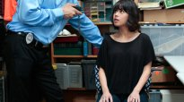 ShopLyfter Case No. 1257985 Penelope Reed Teen Rides Cock