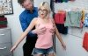ShopLyfter Tallie Lorian Full Petite Blonde Babe With Glasses