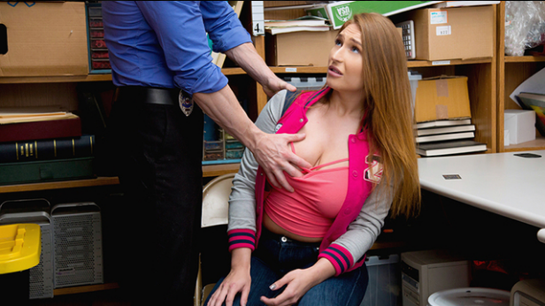 ShopLyfter Case No. 6339162 Skylar Snow Fucked While MOM Watches
