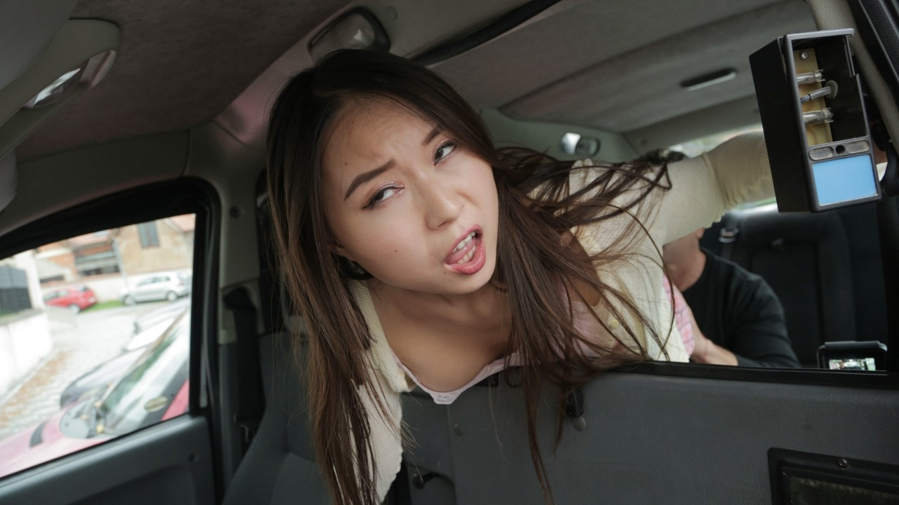 Fake Taxi Yiming Curiosity You Made a Mess so Suck My Dick