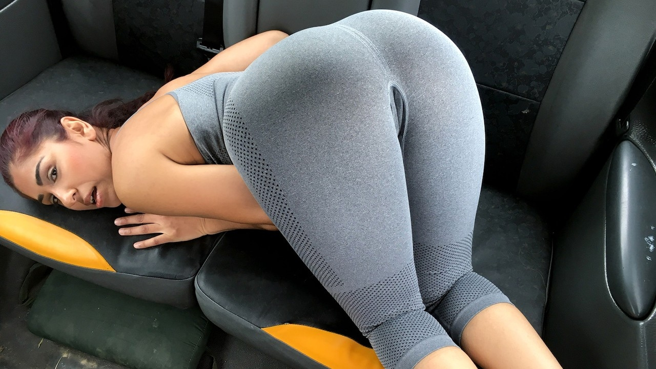 Fake Taxi Pissing Sahara Knite Gets A Hard Cock Workout