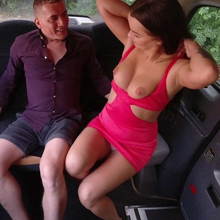 Sex In Taxi The horny Taxi Driver Wants A Private Striptease Show