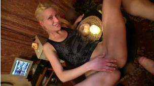 PublicAgent Fake Repair Man Fixes Blondes Sexual Frustration With His Dick